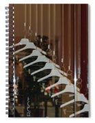 10 Hangers Spiral Notebook