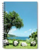 Keanae Maui Hawaii Spiral Notebook