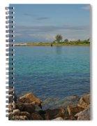 10- Lake Worth Inlet Spiral Notebook