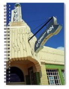 Route 66 - Conoco Tower Station Spiral Notebook
