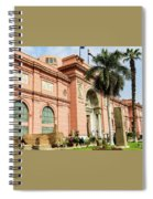Horse 2 - The Egyptian Museum Of Antiquities - Cairo Egypt Spiral Notebook