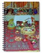 Wedding Party Spiral Notebook