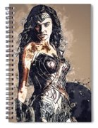 Wonder Woman Spiral Notebook