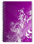 Vector Spiral Notebook