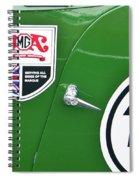 105 2039 Spiral Notebook