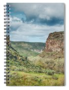 10901 Owyhee Canyon Spiral Notebook