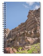10902 Owyhee River Canyon Spiral Notebook