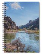 10905 Oregons Owyhee River   Spiral Notebook