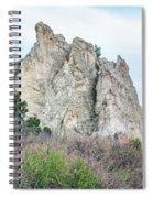 10907 Garden Of Gods Spiral Notebook