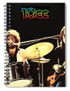 10cc Collection - 1 Spiral Notebook