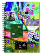 11-11-2015abcdefghijklmnopqrtuvwxyzabcdefghijk Spiral Notebook