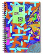 11-15-2015abcdefghi Spiral Notebook