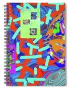 11-15-2015abcdefghij Spiral Notebook