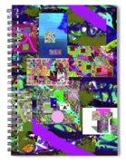 11-22-2015cabcdefghijklm Spiral Notebook