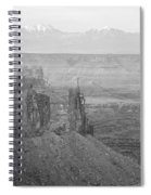 Canyonlands National Park Utah Spiral Notebook