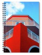11- Deco Sky Spiral Notebook