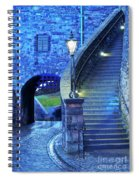 Edinburgh Castle, Scotland Spiral Notebook