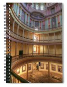 Old Courthouse Spiral Notebook