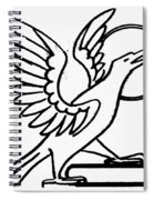 Saint John Spiral Notebook