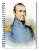 Sam Houston, 1793-1863 Spiral Notebook