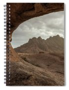 Spitzkoppe - Namibia Spiral Notebook