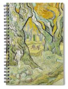 The Road Menders Spiral Notebook