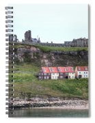 Whitby - England Spiral Notebook