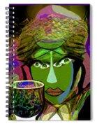 1104 Na Sdarowje V Spiral Notebook