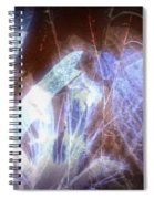11290 Ghost Of Lost Souls Series 07-03 Spiral Notebook