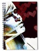 11437 Mannequin Series 11-15 Version 2 Spiral Notebook