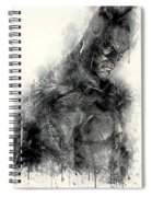 Batman Spiral Notebook