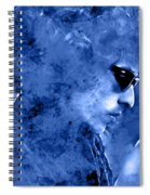 Bob Dylan Spiral Notebook