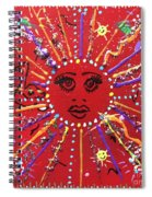 6th Days Of Christmas Spiral Notebook