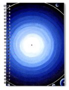12 Dimensions Spiral Notebook