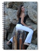 Gisele Spiral Notebook