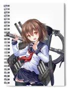 Kantai Collection Spiral Notebook
