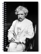Samuel Langhorne Clemens Spiral Notebook