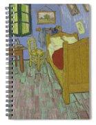 The Bedroom Spiral Notebook