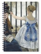 The Railway Spiral Notebook
