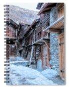 Zermatt - Switzerland Spiral Notebook