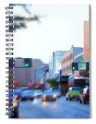 125th Street Harlem Nyc Spiral Notebook