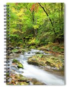 1266 Great Smoky Mountain National Park Spiral Notebook
