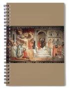 12dispu Fra Filippo Lippi Spiral Notebook