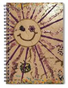 12th Day Of Christmas Spiral Notebook