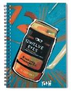 12welve Eyes Spiral Notebook