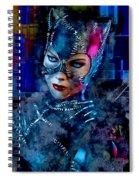 Catwoman Spiral Notebook