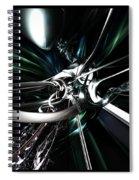 Dark Spiral Notebook
