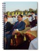 Dubai Travelers Festival Spiral Notebook