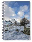 Glencoe - Scotland Spiral Notebook