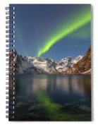 Hamnoy Lofoten - Norway Spiral Notebook